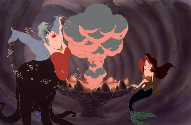 © 1989 - Walt Disney Studios. All rights Reserved