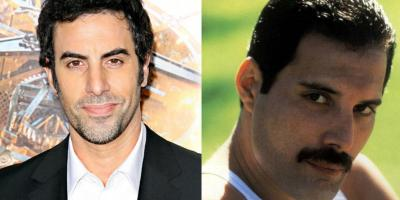 Sacha Baron Cohen hubiera sido increíble como Freddie Mercury, asegura David Fincher