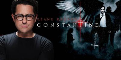 Serie de Constantine en desarrollo, conectará con Justice League Dark de J.J. Abrams