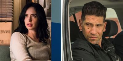 Marvel recupera los derechos de The Punisher y Jessica Jones