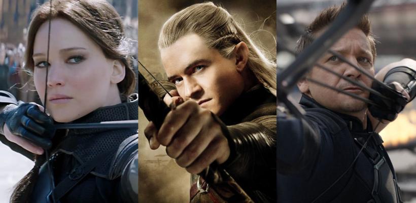 El Señor de los Anillos: Legolas fue tendencia en Twitter al ser elegido el mejor arquero de la ficción