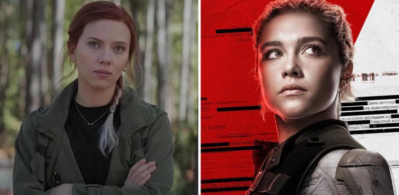 Black Widow podría aparecer en Hawkeye