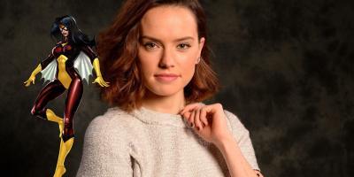 Daisy Ridley quiere interpretar a Spider-Woman en el Universo Marvel