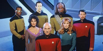 Star Trek: The Next Generation podría tener una película reboot en el futuro