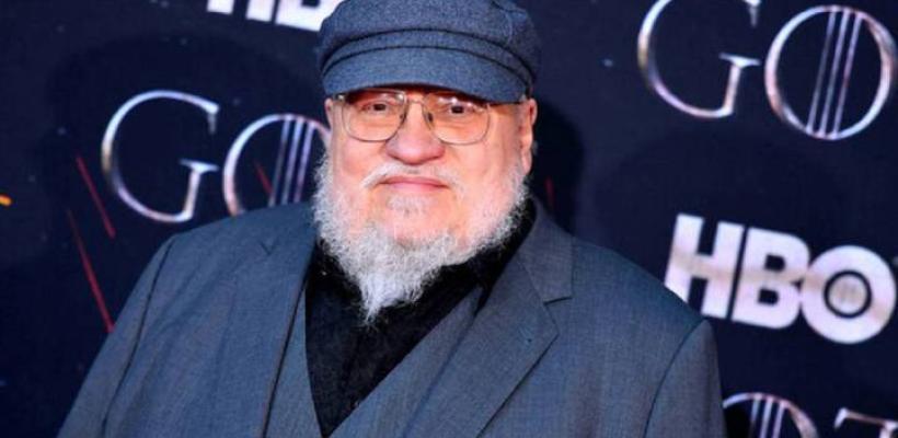 George R.R. Martin producirá una nueva serie de fantasía para HBO