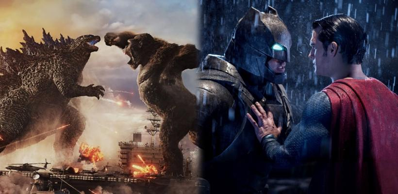 Director de Godzilla vs. Kong dice que no cometió el gran error de Batman vs Superman