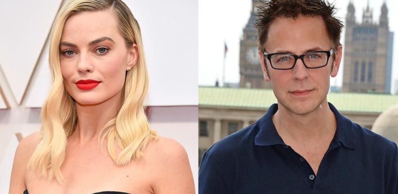 James Gunn sugiere un tercer proyecto con DC y podría ser junto a Margot Robbie