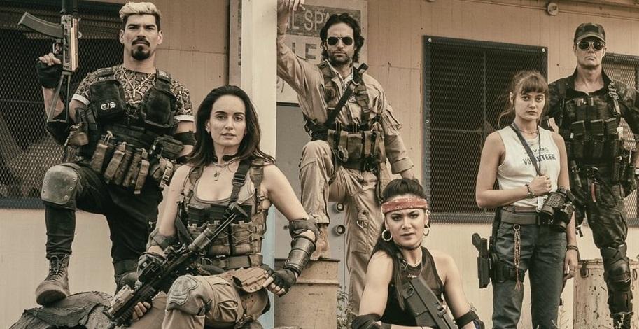 Mercenarios en The Army of Dead - GamersRD