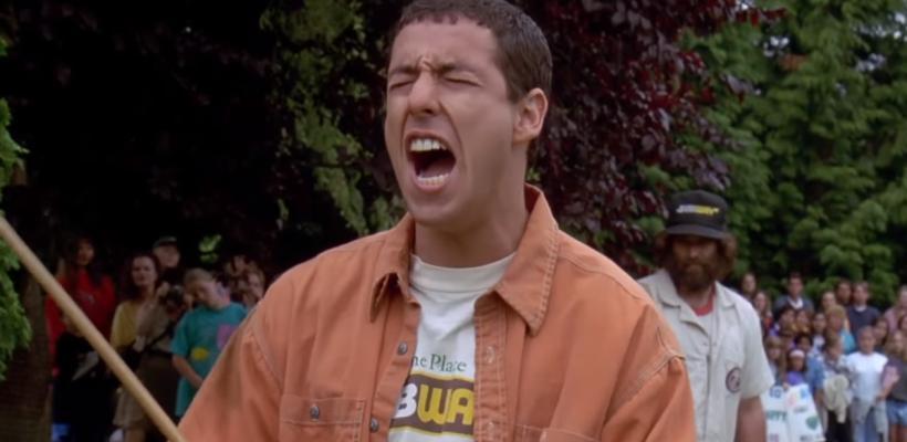 Adam Sandler sugiere que habrá secuela de Happy Gilmore