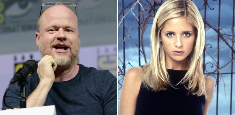 Buffy, la cazavampiros: Sarah Michelle Gellar odiaba tanto a Joss Whedon que pidió no decir su nombre frente a ella