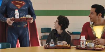 Henry Cavill habría perdido el papel de Superman por negarse a hacer un cameo en ¡Shazam!