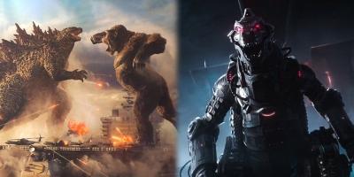 Godzilla vs. Kong: Primera imagen de Mechagodzilla es impresionante