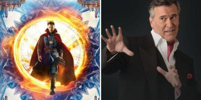 Bruce Campbell ya habría filmado su cameo para Doctor Strange in the Multiverse of Madness