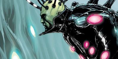 Brainiac podría ser el villano del reboot de Superman