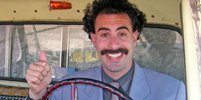 Globos de Oro 2021: Sacha Baron Cohen gana Mejor Actor de Comedia por Borat: Subsequent Moviefilm