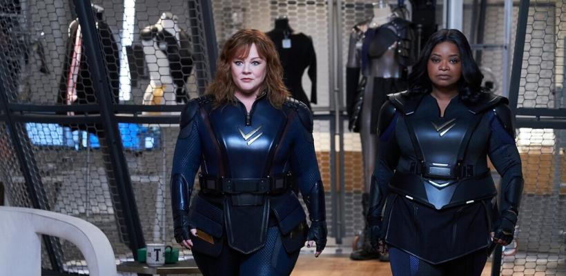 Thunder Force: Netflix lanza primer trailer con Melissa McCarthy y Octavia Spencer como superheroínas
