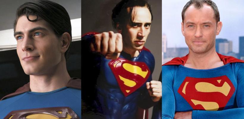 Películas de Superman que pudieron ser y que (tal vez) nunca veremos