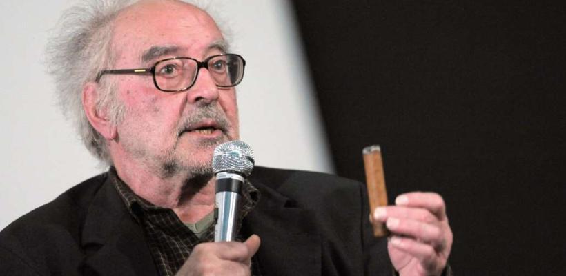 Jean-Luc Godard anuncia su retiro del cine a los noventa años