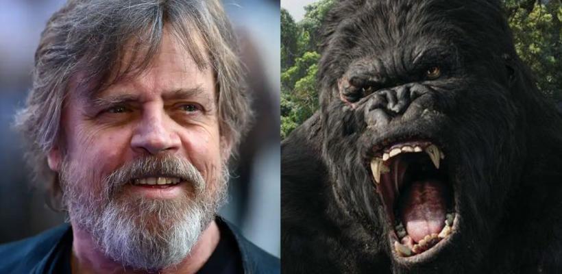 Mark Hamill revela que King Kong lo inspiró a ser actor
