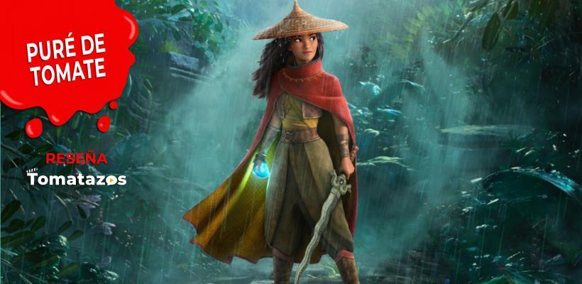 RESEÑA: Raya y el Último Dragón | Un deslumbrante regreso a los mejores días de Disney