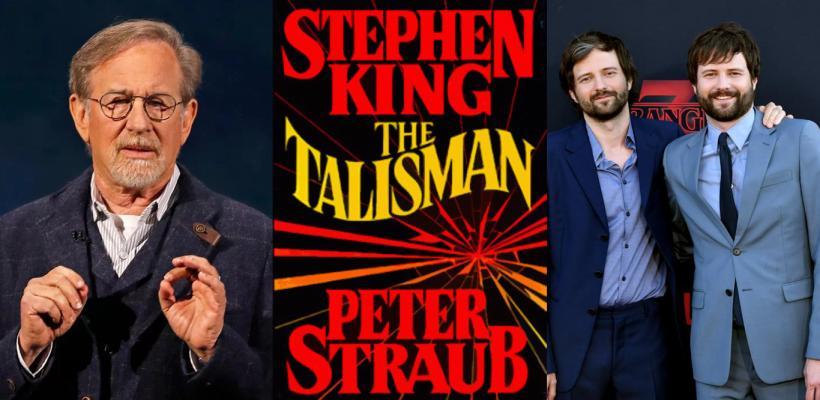 Steven Spielberg y los creadores de Stranger Things harán serie de The Talisman, de Stephen King