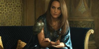 Thor: Love and Thunder | Video del set muestra a Jane Foster adquiriendo los poderes del Mjolnir