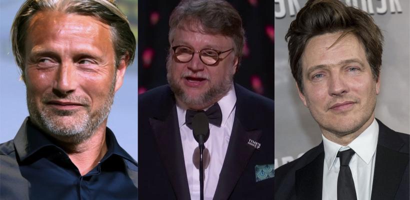 Druk: ¿Qué tan difícil es interpretar a un borracho? Guillermo del Toro lo platica con Mads Mikkelsen y Thomas Vinterberg