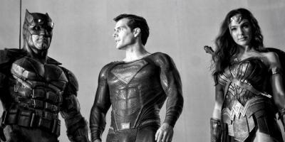 Se filtra La Liga de la Justicia de Zack Snyder