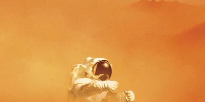 Nuevas imágenes de Matt Damon en The Martian