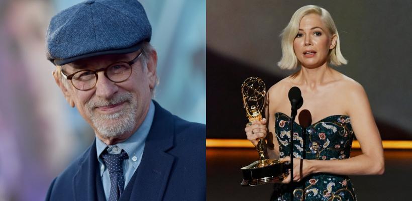 Steven Spielberg prepara película semi-biográfica con Michelle Williams como su mamá