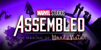 Marvel Studios: Assembled: The Making of WandaVision | Top de críticas, reseñas y calificaciones