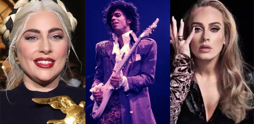 Músicos que han recibido premios Oscar y Grammy