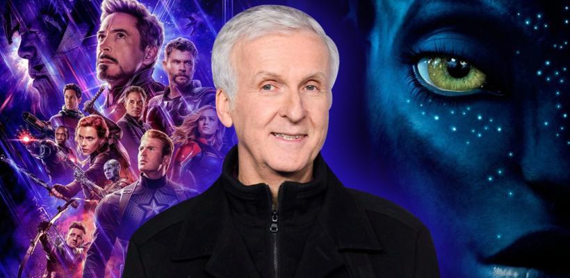 """Marvel felicita a Avatar por superar a Endgame y James Cameron dice que su película es """"atemporal"""" y """"universal"""""""