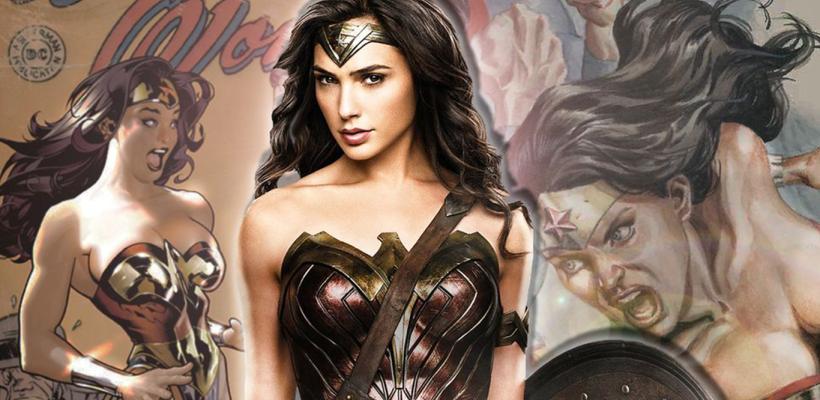 ¿Qué tan fiel a los cómics es la Mujer Maravilla del DCEU?