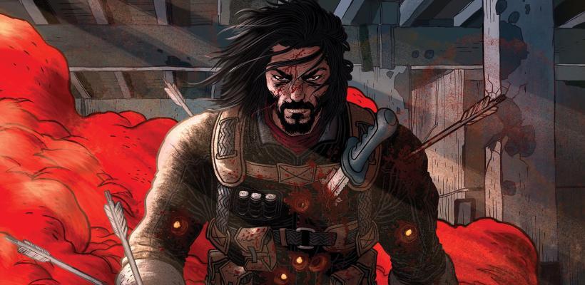 Netflix prepara película y anime de BRZRKR, cómic creado por Keanu Reeves