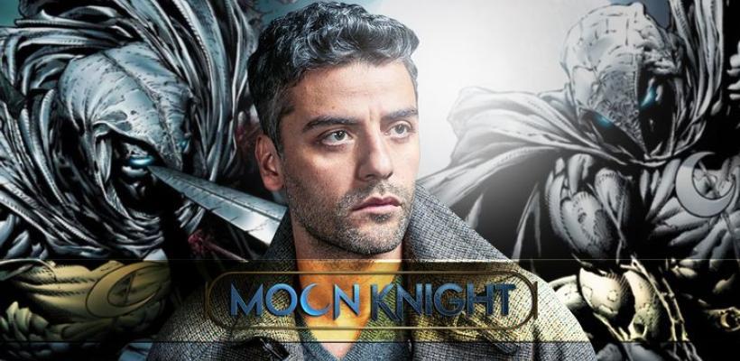 Oscar Isaac ya está entrenando la coreografía de las escenas de acción de Moon Knight