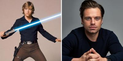 Sebastian Stan responde a los rumores sobre su posible interpretación como Luke Skywalker