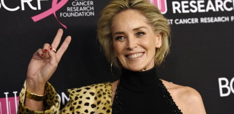 """Sharon Stone describe a la cultura de la cancelación como """"lo más estúpido que ha visto suceder"""""""