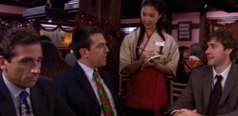 Actriz de The Office critica chistes racistas del programa