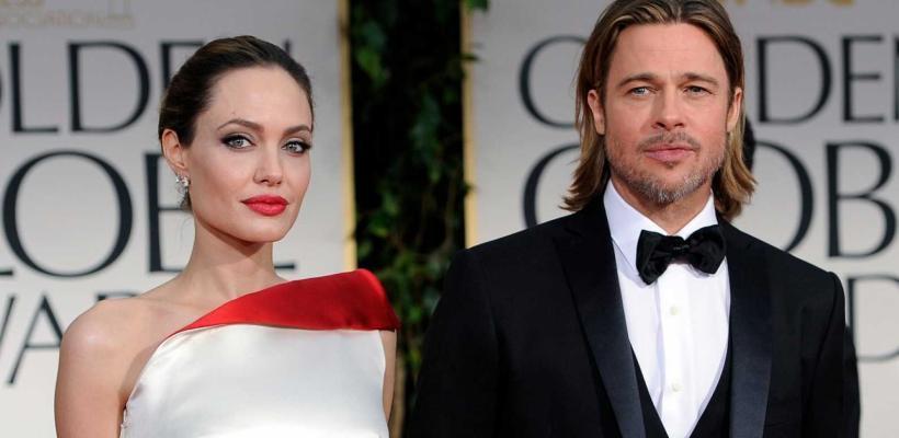 Bratt Pitt está destrozado por las acusaciones de violencia doméstica de Angelina Jolie