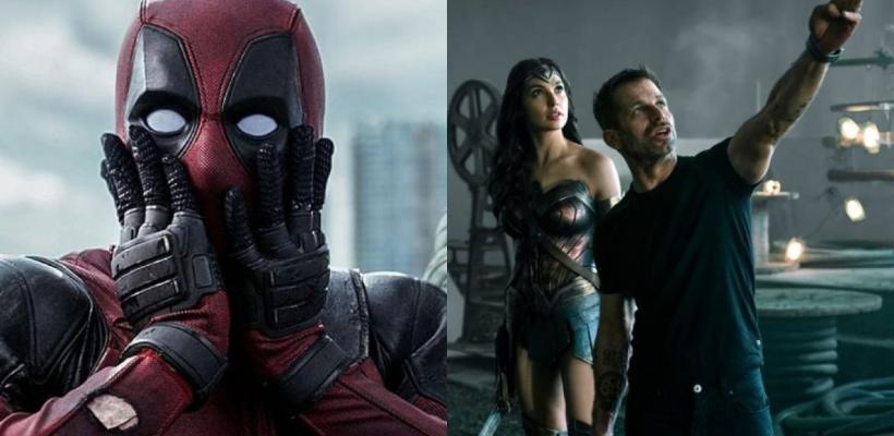 Creador de Deadpool vio el Snyder Cut 5 veces y pide también el Snyderverse