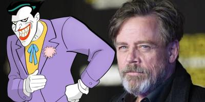 Mark Hamill nos revela qué le diría el Joker a Luke Skywalker