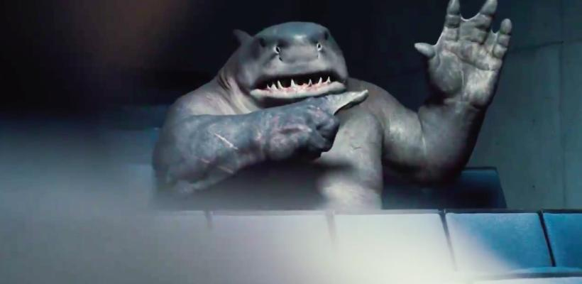James Gunn comparte mashup de King Shark y Baby Shark que no sabías que necesitabas