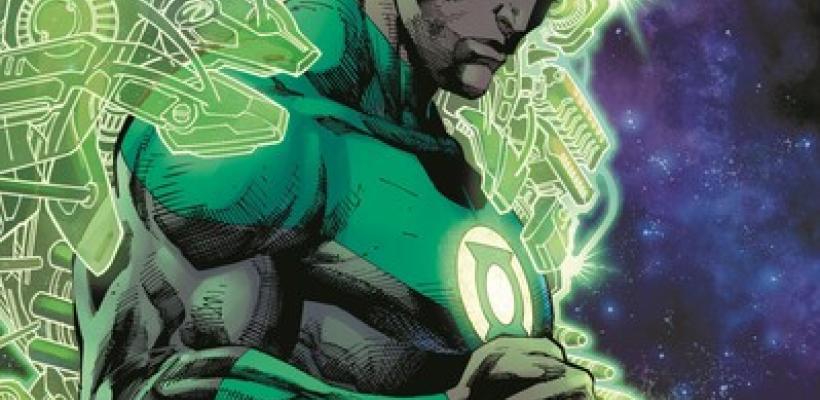 Gracias a arte conceptual quizá ya sepamos quién interpretó a Linterna Verde en el Snyder Cut