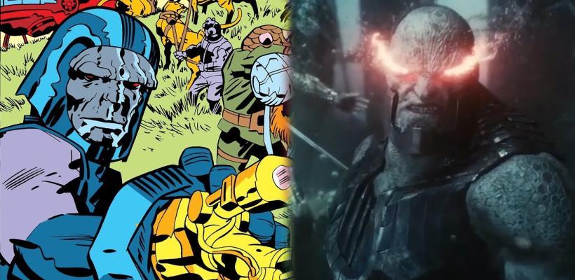 Rumor: cancelación de New Gods sí se debe a los planes para el Snyderverse