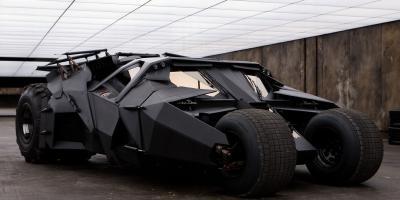 ¿Fue visto el Batimóvil de la trilogía de Christopher Nolan en Dubái? Una foto indica que sí