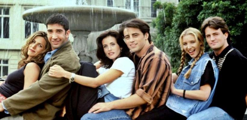 El especial de Friends al fin comenzará a grabarse la próxima semana