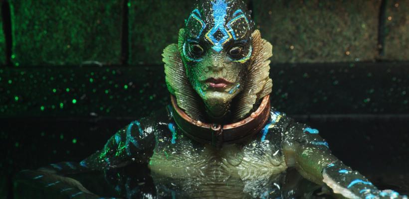 Descartan demanda de plagio por La Forma del Agua contra Guillermo del Toro