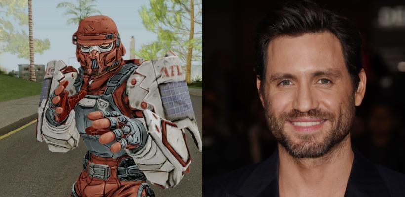 Borderlands: Edgar Ramírez se une al elenco de la película como Atlas