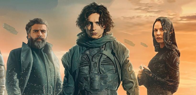 Dune podría tener un lanzamiento exclusivo en cines